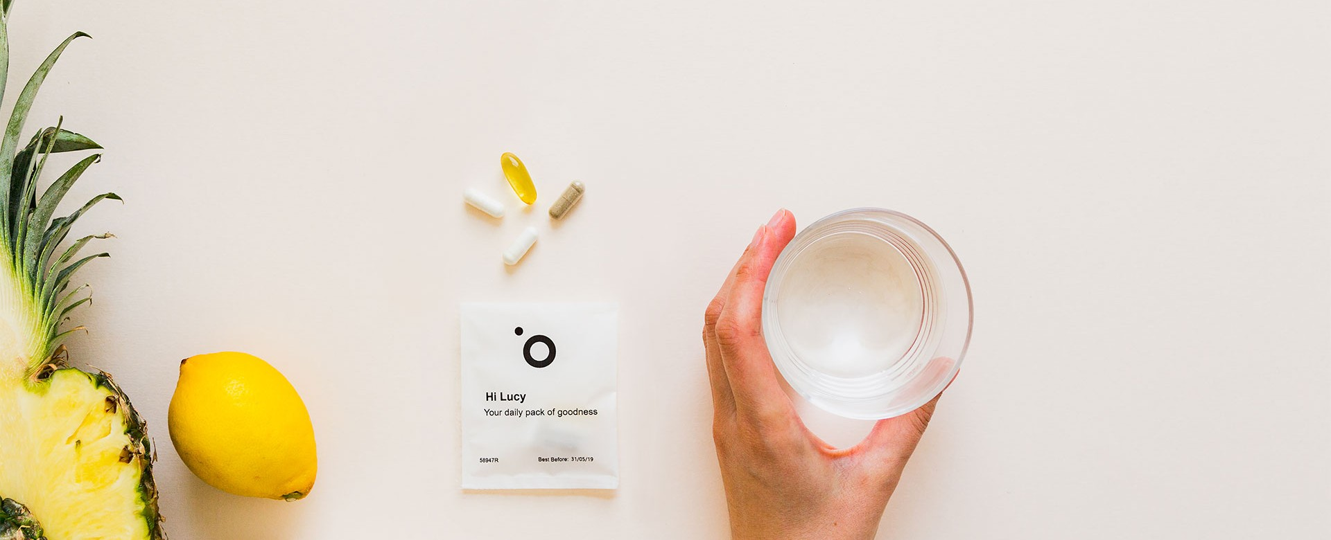 Vive, Personalised vitamins